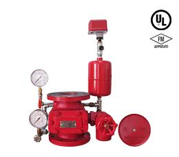 Wet Alarm Check valve