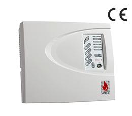 4 Zone Fire Alarm Control Panel