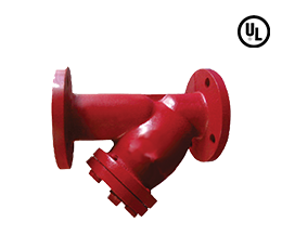 Strainer – Flanged Ends