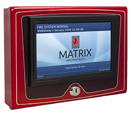Matrix Network Vision Annunciator