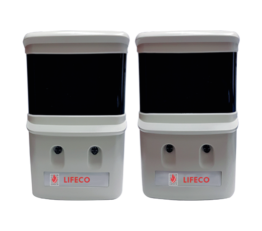 Projected Beam Smoke Detector – LE-SPC-24