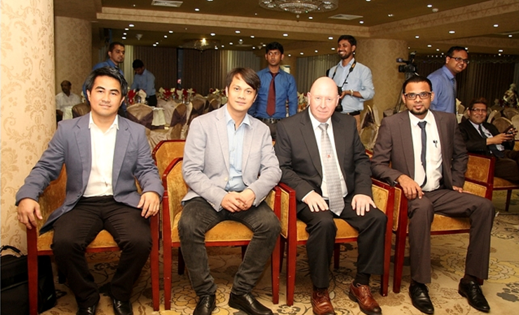 Official Launch Event in Bangladesh 2015