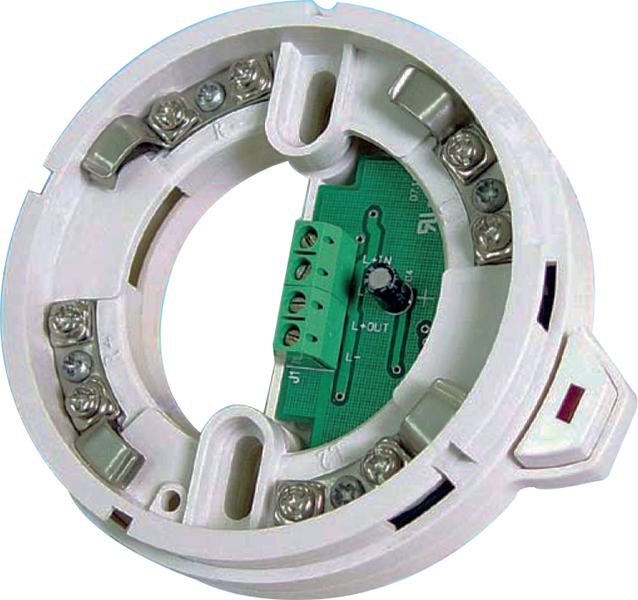 Detector isolating base – LF-DB-LI