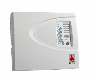 1 Zone Fire Alarm Control Panel – Eagle 1