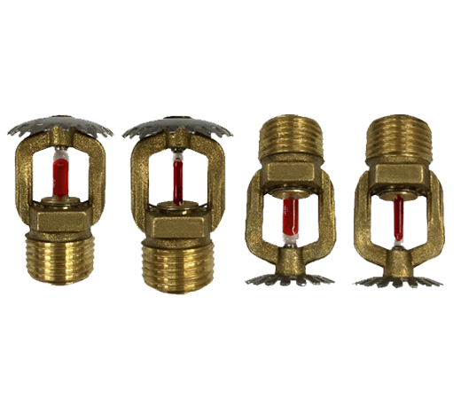 Pendent and Upright Sprinklers