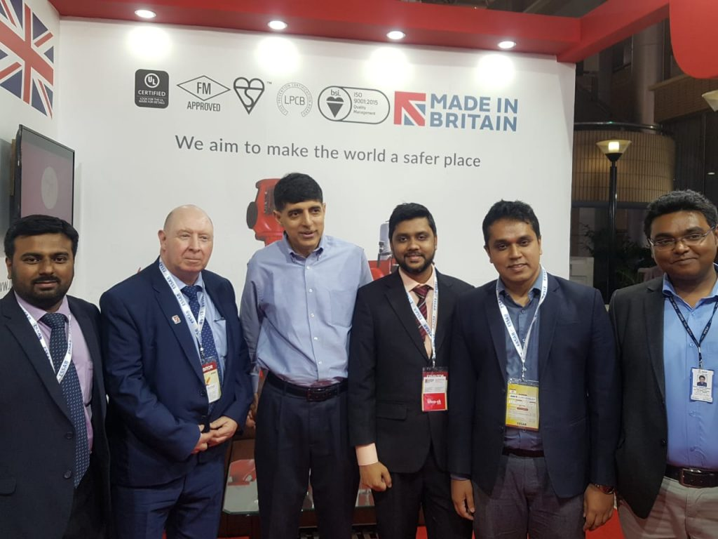6th International Fire, Safety and Security Expo 2019