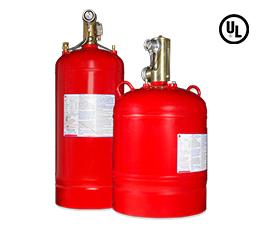LIFECO-5112 Suppression System