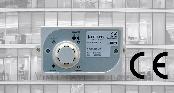 Introducing LIFECO CE Gas Detector!