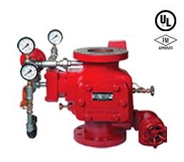 Dry Alarm Check valve