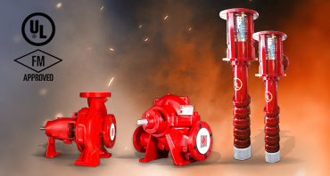 LIFECO FIRE PUMPS RANGE ARE NOW FM APPROVED!