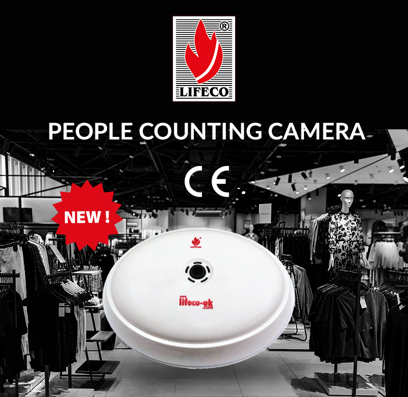 LIFECO People Counting Camera