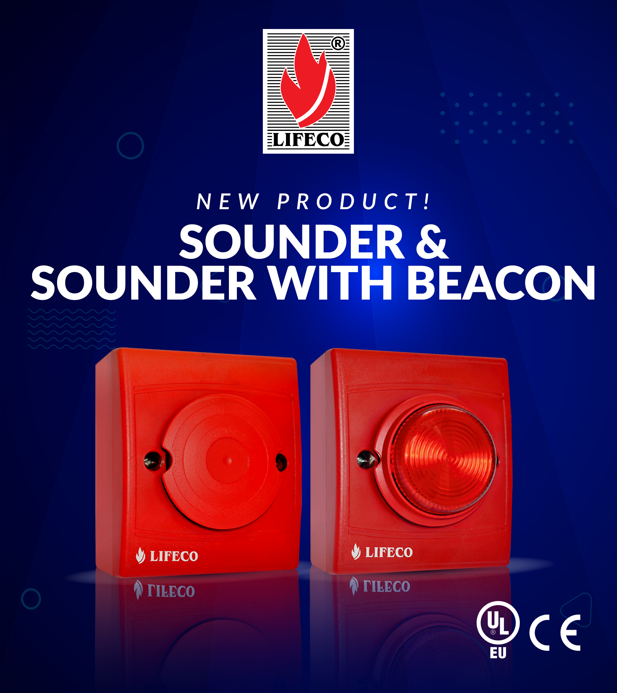 Sounder & Sounder with Beacon