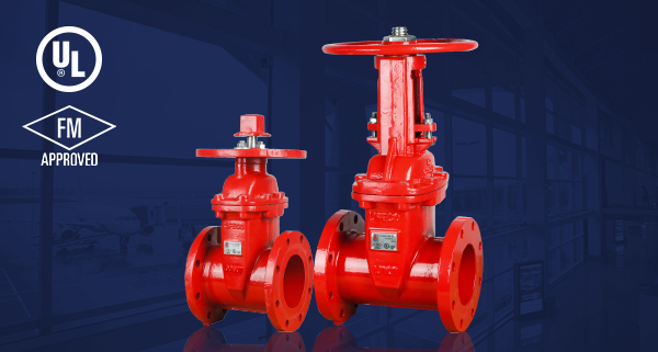 Fire Protection Gate Valves